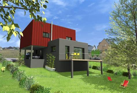 chambre sur pilotis maison sur pilotis maisons création