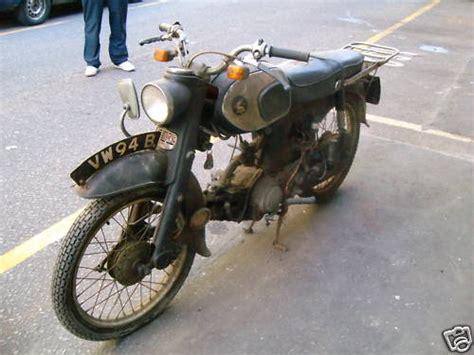 honda  classic motorbikes