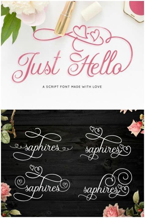 script fonts perfect  cutting
