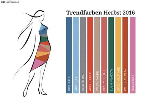 Trendfarben Herbst 2016 by Trendfarben Herbst 2016 Bern En Vogue