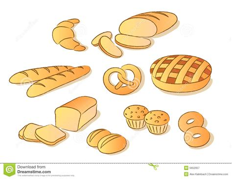 Clipart Pane by Bread Bakery Clipart Clipground