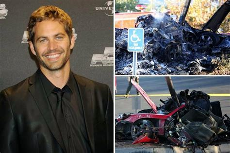 Chatter Busy: Paul Walker Death Car Crash Video