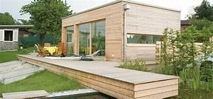 Wochenendhäuser Aus Holz : bungalow aus holz m haus mittermayr gmbh holzbau ~ Frokenaadalensverden.com Haus und Dekorationen