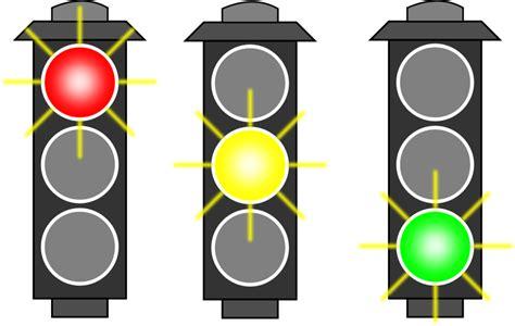 Clipart  Traffic Light (ryg