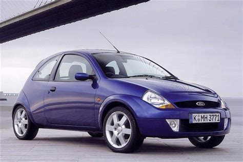 Ford Sportka (2003  2009) Used Car Review  Car Review