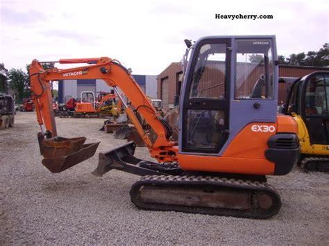 hitachi   minikompact digger construction equipment photo  specs
