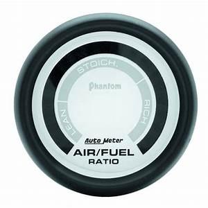 Auto Meter 5775 Phantom Digital Narrowband Air  Fuel Ratio Gauge