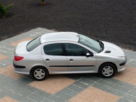 2018 Peugeot 206 Sedan Pictures Information And Specs