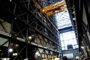 Inside NASA Assembly Building - Pics about space