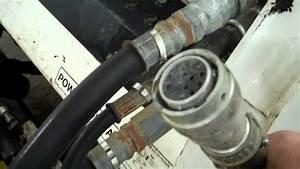 Used Erskine 72 U0026quot  High Flow Snow Blower