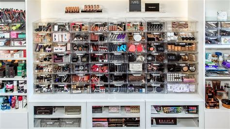 Makeup Collection And Organization