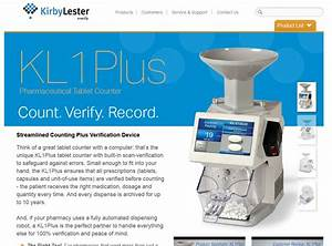 Kl1plus Tablet Counting Machine