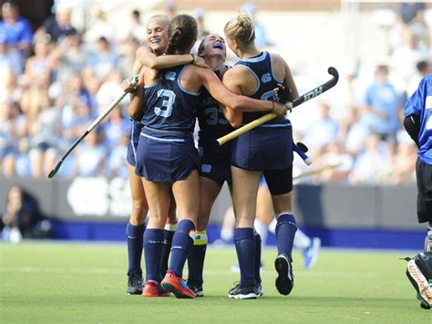 college field hockey   north carolina defeats