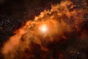 photo eruption d39un trou noir supermassif 1 4 With forum plan de maison 9 definition trou noir supermassif futura sciences