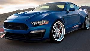 The 1,000-HP Shelby Mustang That Isn't Allowed Near Children | Themustangsource