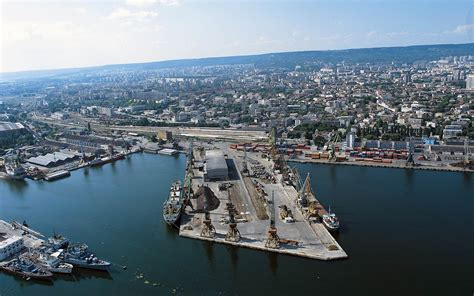 Deta Maritime - Shipping Agency in Varna, Bulgaria - (+359