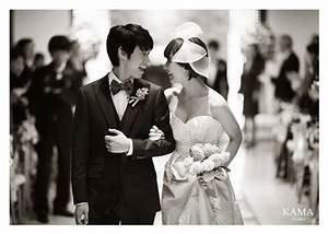 Tablo & Kang Hye-jung's wedding photos