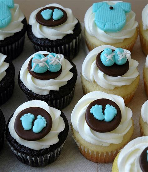 Baby Shower Cupcake Ideas - baby shower cupcakes baby shower ideas 187 bellissima