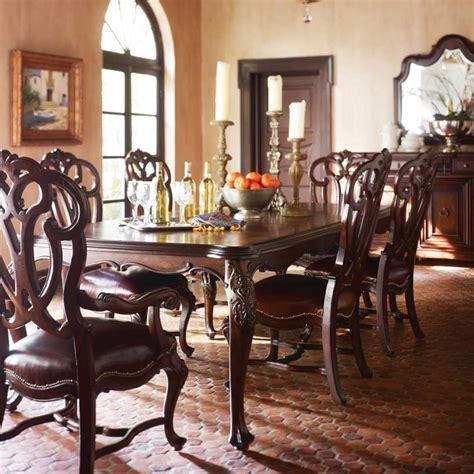 Stanley Furniture Costa Del Sol Dining Set Sl9711132set
