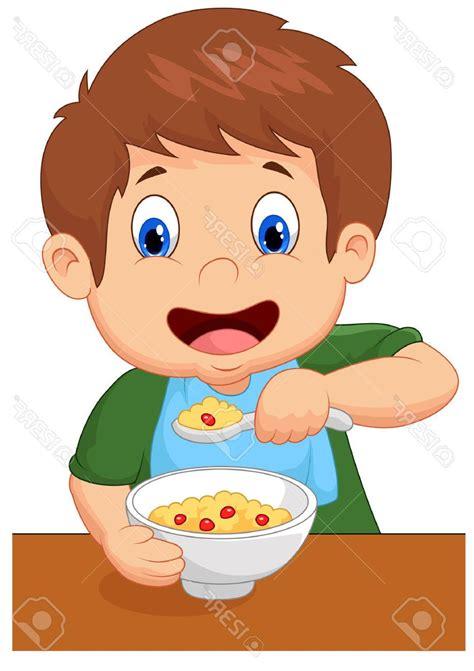 Breakfast Clip Child Breakfast Clipart Clip Net