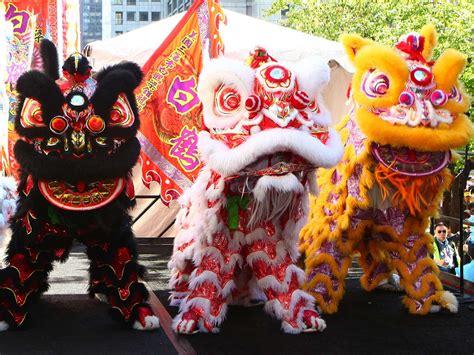 laurel lunar  year  lion dance parade oakland funcheap