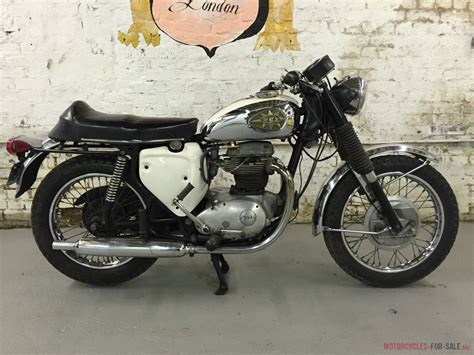 bsa  thunderbolt usa import classic motorcycle