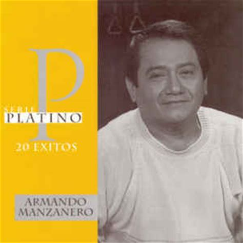 Armando Manzanero  Serie Platino  20 Exitos (cd) At Discogs