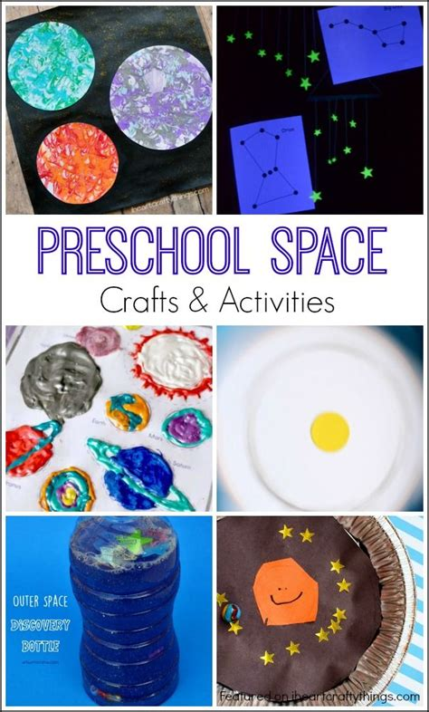 preschool space crafts and activities planeter och hantverk 726 | 1d8d22742c39674199aec23224e2c6fd space crafts preschool outer space crafts for kids