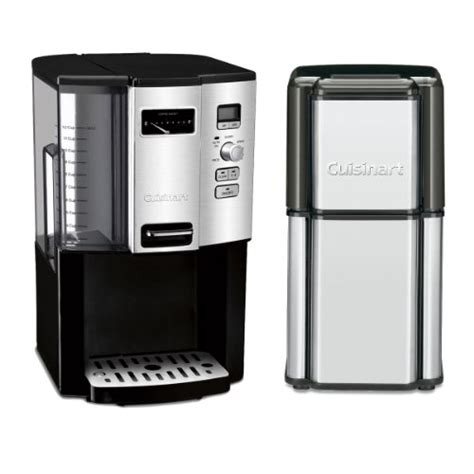 Cuisinart DCC 3000 Coffee on Demand 12 Cup Programmable Coffeemaker   Cuisinart DCG 12BC