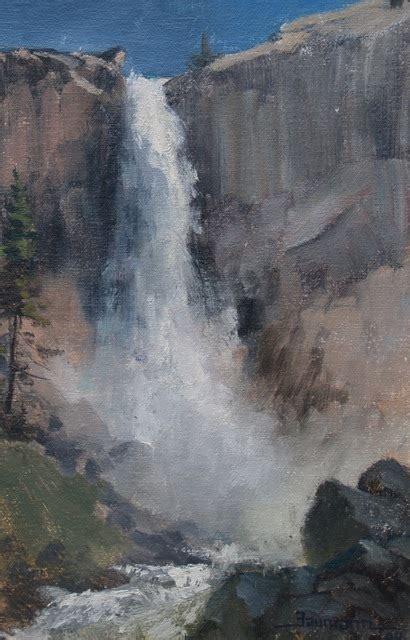 National Parks Paintings Stefan Baumann
