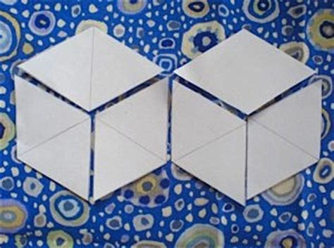 tumbling block quilt pattern template tumbling blocks template a simple tutorial dawn chorus