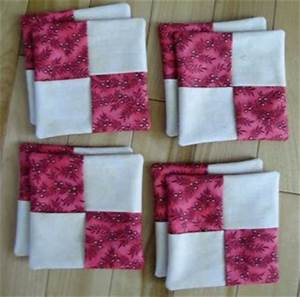 Quilt Knit Run Sew More small sewing projects for