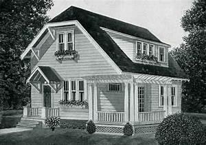 1926 Standard House Plans  The La Salle