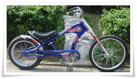 Foto Foto Modifikasi Sepeda Terbaik Umum CARApedia