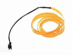 Auto Innenbeleuchtung Auf Led Umbauen : neon led b nder f r ihr auto innenbeleuchtung 3 meter ~ Kayakingforconservation.com Haus und Dekorationen