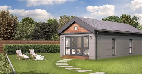 Flatpack Bungalow That Can Be Built In Just A Day And