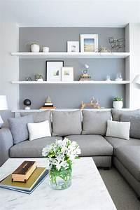 living room shelves 10 Tips For The Best Scandinavian Living Room Decor