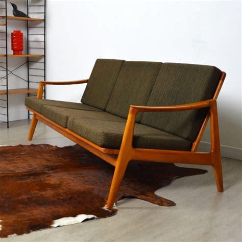 canap et fauteuils canapé scandinave ées 60 vintage