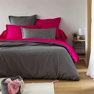 housse de couette double face linge de maison With tapis couloir avec housse oreiller canapé