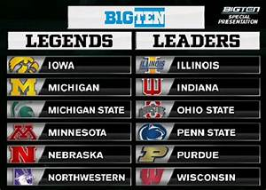 Big Ten Teams