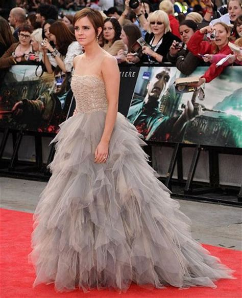 Emma Watson Steals The Limelight Harry Potter