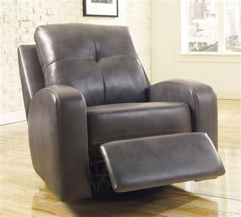 leather recliner chairs  ottoman  swivel rocker