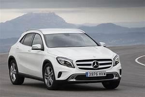 Nouveau Mercedes Gla : prueba nuevo mercedes gla ~ Voncanada.com Idées de Décoration