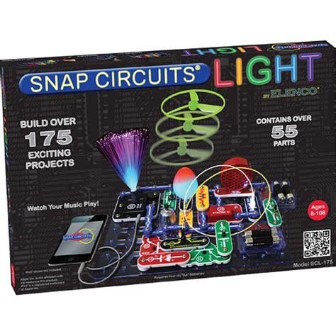snap circuits light snap circuits light cheeky monkey toys