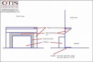Woodworking Building code fireplace mantel Plans PDF