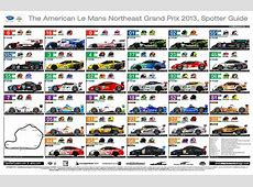 ALMS Spotter Guides