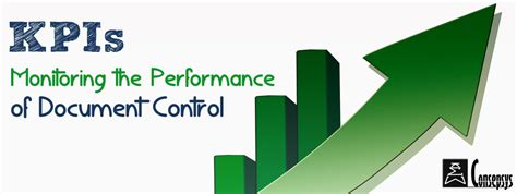 kpis monitoring  performance  document control
