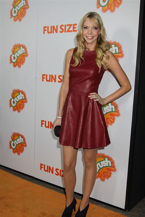 Michael Myers Halloween Actor by Riki Lindhome At The Premiere Of Fun Size 169 2012 Sue