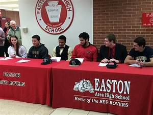 National Signing Day 2015: Easton athletes make college ...
