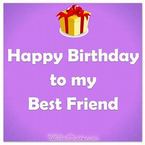 Heartfelt Birthday Wishes for your Best Friends (with Cute ...